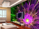 abstract special effects mural