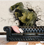 beautiful wallpaper hulk 3d wall mural