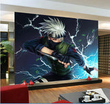 Japanese anime cartoon naruto wall mural