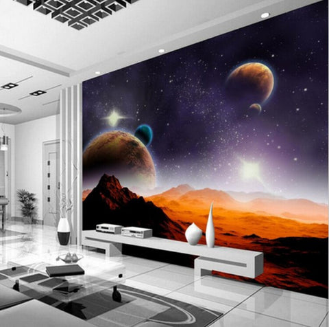 3d planet design wallpaper