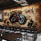 classic motorcycle wallpaper