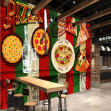 pizza food wallpaper business