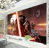 storm trooper wall mural