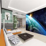 earth ceiling mural