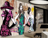 designer clothes wallpaper