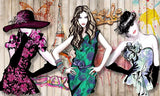 wallpaper designer clothes