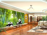 bamboo trees wallpaper