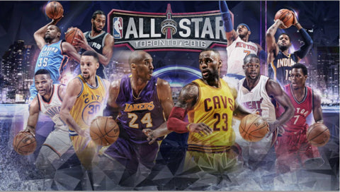 nba allstars wallpaper