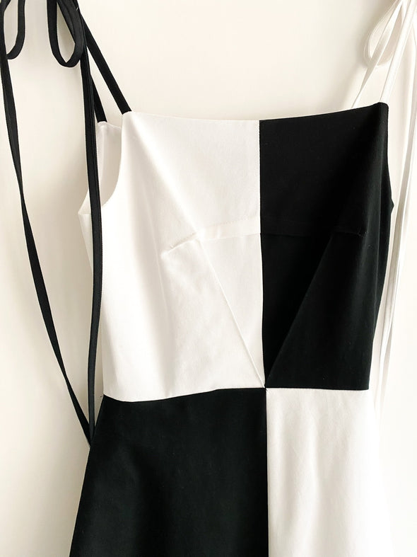 Eliza Faulkner - Harley Dress - Black/White
