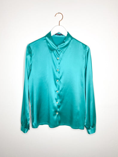 Laura Urbinati - Blouse - Turchese