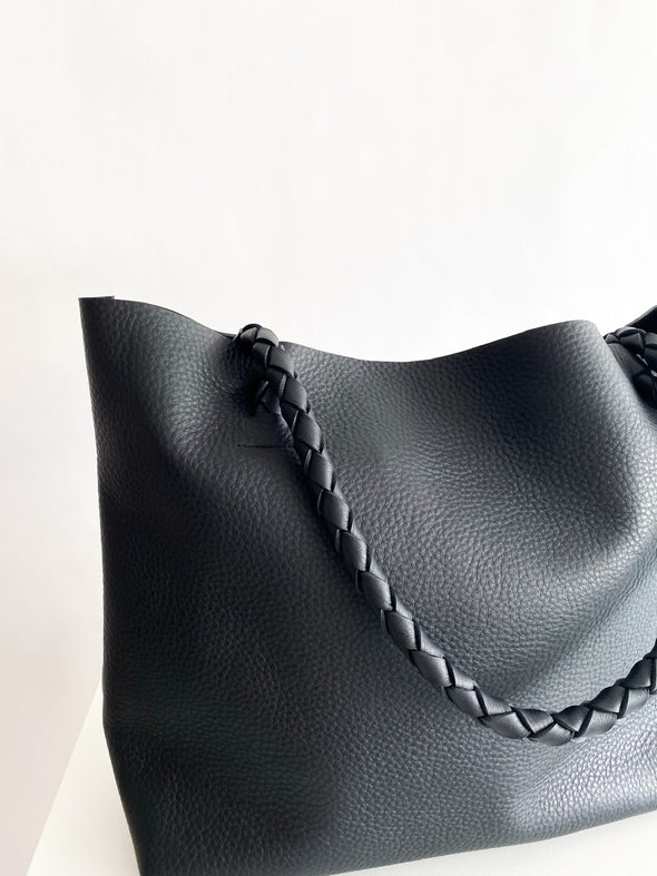 ARA - Tote NO 1 - Black Pebble