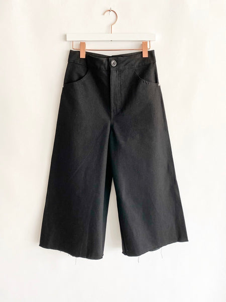 Zii Ropa - Aku Denim - Black