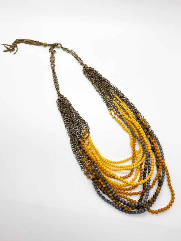 Donatella Pellini - XC 03966 - Mango Punch Necklace