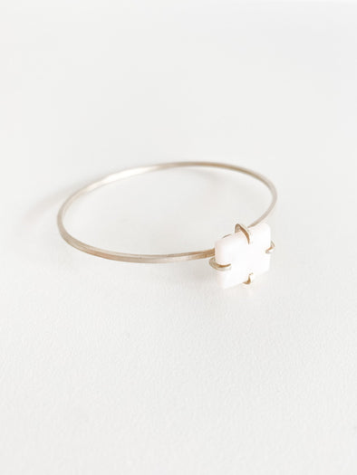 Octave - Low Key Cuff - Pink Opal