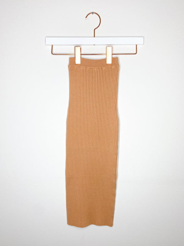 GIU GIU - Nonna Tube Skirt - Bandaid