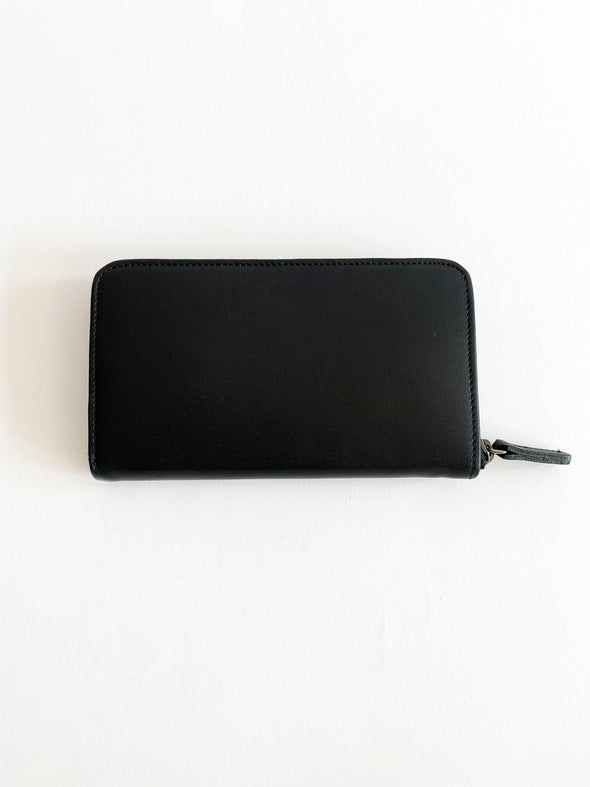 Le Bas - Zip Wallet - Black