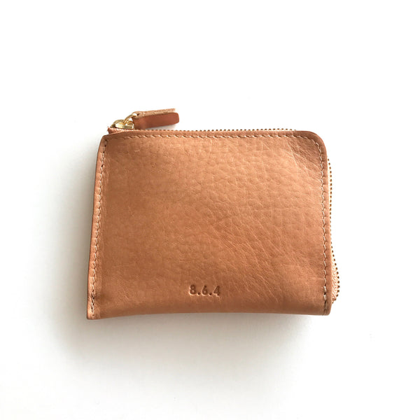 8.6.4 Zip Wallet Leather