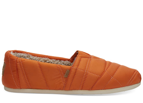 QUILTED NYLON CLASSICS W