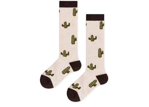 gravitypope - hansel from basel - MINI CACTI #2 KNEE HI - Childrens Accessories
