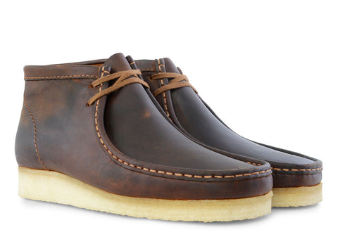 gravitypope - clarks originals - WALLABEE BOOT - Mens Footwear