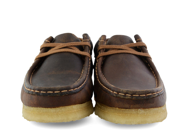 gravitypope - clarks originals - WALLABEE W - Womens Footwear