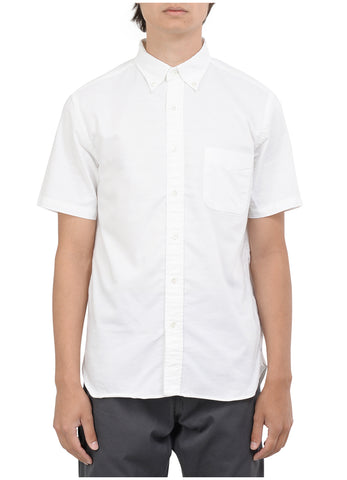 SHORT SLEEVE OXFORD BD SHIRT