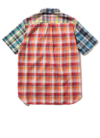 SHORT SLEEVE BD MADRAS