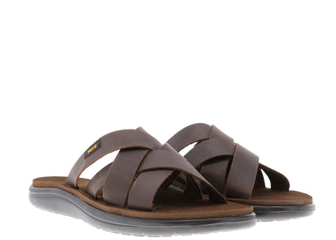 VOYA SLIDE LEATHER