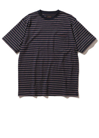 NEP STRIPE POCKET TEE