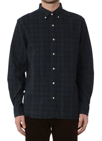 BLACKWATCH BUTTON DOWN SHIRT
