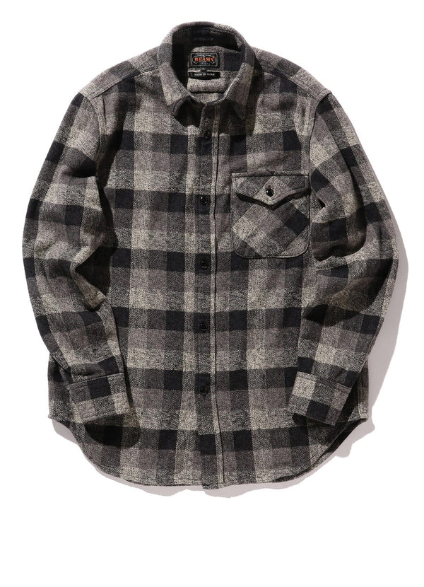 GUIDE SHIRT BRUSHED CHECK