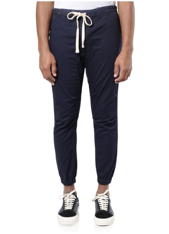 GYM PANTS SLIM TWILL