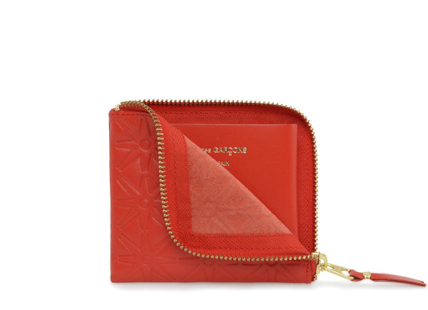 gravitypope - comme des garcons WALLET - COLOUR EMBOSSED - Unisex Accessories
