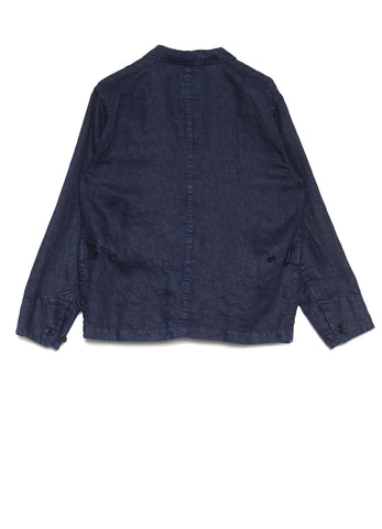 WASHED LINEN JACKET