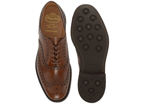 gravitypope - churchs - BURWOOD R - Mens Footwear