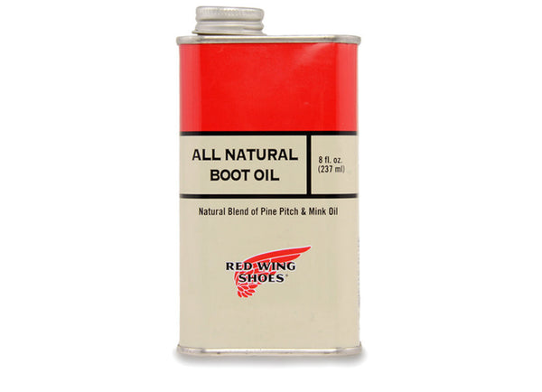 gravitypope - red wing - ALL NATURAL BOOT OIL - Unisex Accessories