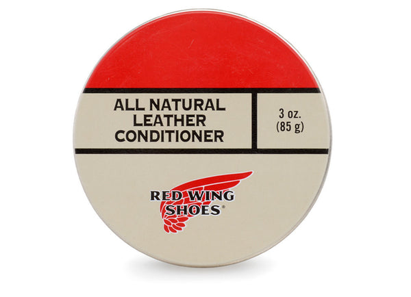 gravitypope - red wing - ALL NATURAL LEATHER CONDITIONER - Unisex Accessories