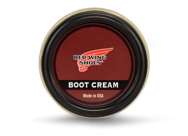 gravitypope - red wing - BOOT CREAM - Unisex Accessories