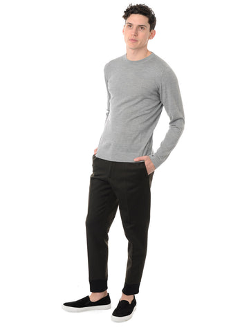 gravitypope - filippa k - FINE MERINO R-NECK SWEATER - Mens Clothing