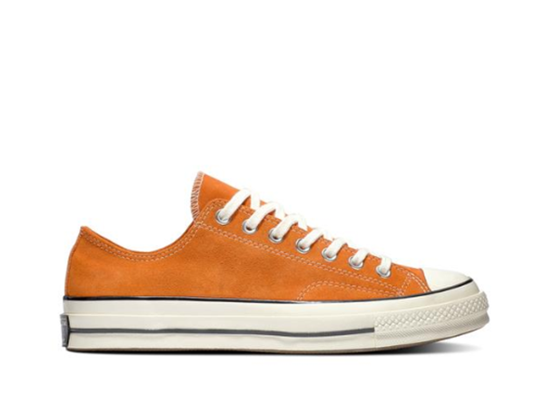 CHUCK 70 SUEDE LOW TOP