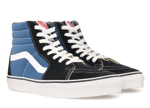 gravitypope - vans - SK8-HI (canvas and two-tone suede) - Mens Footwear