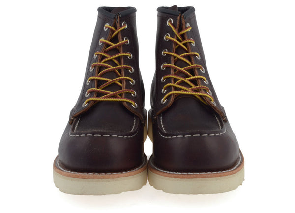 "gravitypope - red wing - CLASSIC 6"" MOC - Unisex Footwear"