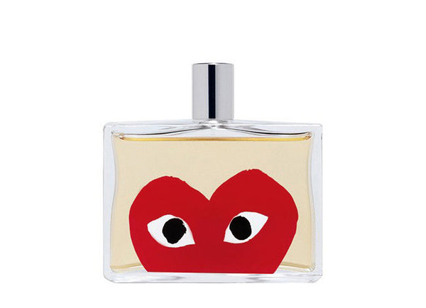 gravitypope - comme des garcons PARFUM - PLAY RED - Apothecary