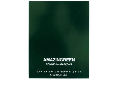 gravitypope - comme des garcons PARFUM - AMAZING GREEN 50 ML - Apothecary