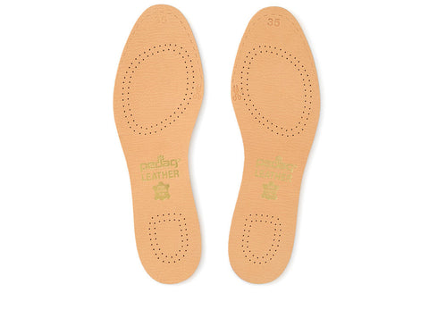 INSOLE LEATHER FLAT