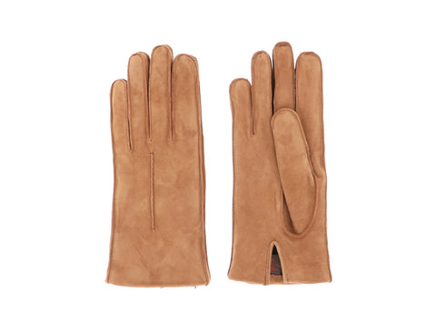 2035 SUEDE SHORT GLOVES