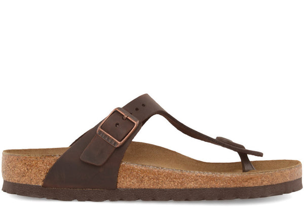 gravitypope - birkenstock - GIZEH (LEATHER) - Womens Footwear