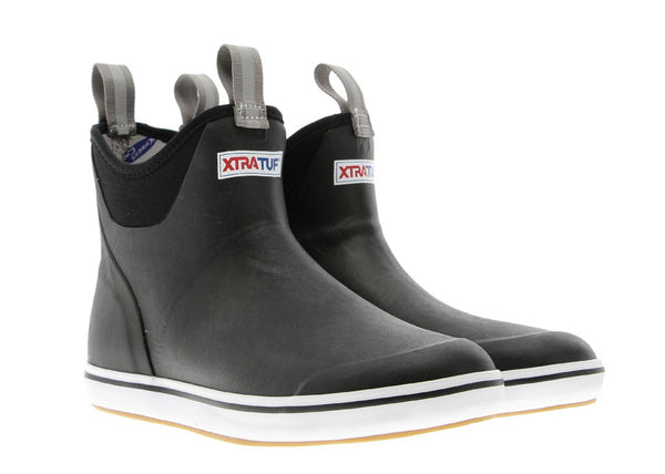 "M 6"" ANKLE DECK BOOT"