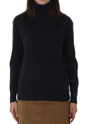 CASHMERE ROLLER NECK SWEATER