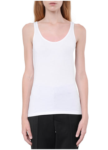 COTTON STRETCH TANK TOP